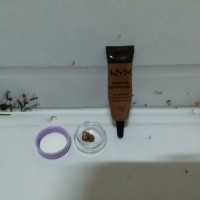 share nyx eyebrow gel in jar 2ml ( pilih warna )
