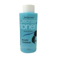 Kojie San Cleanser   Toner Dual Action 100 ml