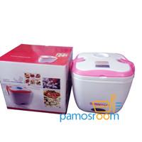 Pamosroom Sunny Co Tempat/Pemanas Makanan Electric Lunch Box SN 104a