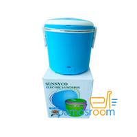 Sunny Co Tempat Makanan Listrik Electric Lunch Box SN-105
