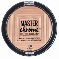 Maybelline Master Chrome Metallic Highlighter Molten Gold
