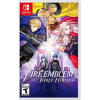Switch Fire Emblem: Three Houses (Asia/English)