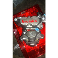 Kaliper Motor Merk BREMBO Grey 4piston 1pin & 2piston 1pin