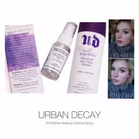 SHARE Urban Decay Makeup Setting Spray