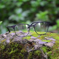 kacamata minus VINTAGE korea (frame lensa) / aksesoris / fashion