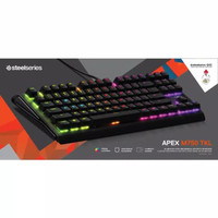 Keyboard Gaming Steelseries M750 TKL (Mechanical RGB with LED)