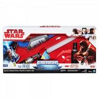 Hasbro Star Wars BladeBuilders 2 In 1 Lightsaber