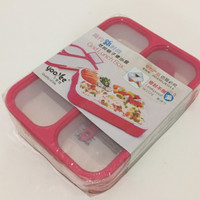 Lunch box Yooyee Grid 3 Sekat