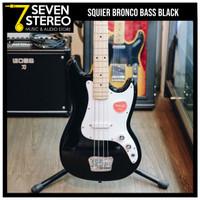 Squier Affinity Bronco Bass Black