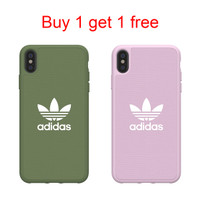 Buy 1 get 1 Adidas Originals Adicolor for iPhone Xs Max