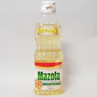 MAZOLA SOYA BEAN OIL / MINYAK KEDELAI 450 ML