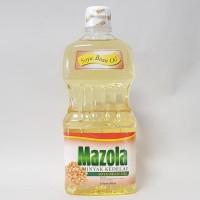 MAZOLA SOYA BEAN OIL / MINYAK KEDELAI 900 ML