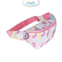 Wigglo Waist Bag Army Pink
