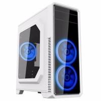 Casing PC / Komputer Gaming Gamemax G561 White / Putih