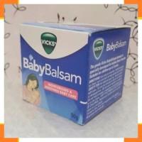 Baby Lotion & Cream 2497 VICKS Baby Balsam   Vick's baby   Balsem Bayi