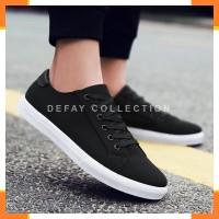 Sneakers Tali 3881 Sepatu sneakers pria wanita kanvas Sneakers Tali