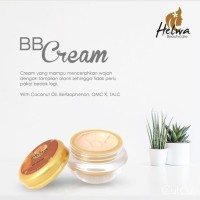 BB Cream Spf 55 Helwa Beautycare