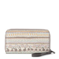 Sakroots Wristlet Wallet Pastel One World