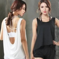 Sports Tanktop/Tanktop Olahraga 313 Tank Top Wanita Good Quality *