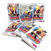 Komik Boruto - Naruto Next Generation (Cabutan/STO)