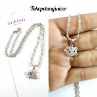 Kalung @Xuping - Vier Kalung Anak Model Koye Hello Kitty Anti Karat