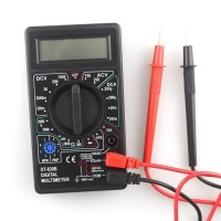 New MULTIMETER AVOMETER MULTITESTER DIGITAL DT-830B DT830B Termurah