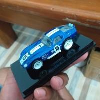 Hotwheels premium Shelby Cobra Daytona