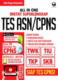 Buku All in One Diktat Superlengkap Tes ASN/CPNS Dita Puspa Wulandari