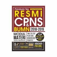 BUKU PANDUAN TES RESMI CPNS & BUMN 2018-2019