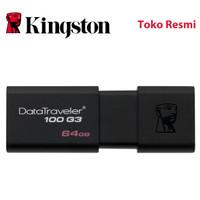 Kingston Flash Disk DataTraveler 100 G3 64GB USB3.1
