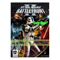 STAR WARS BATTLEFRONT II CLASSIC | CD DVD GAME PC GAME GAMING PC GAME