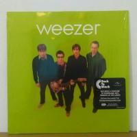 Weezer - Green Album PH Piringan Hitam Vinyl LP