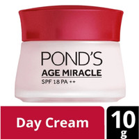 Ponds Age Miracle Day Cream SPF 18 - 10gram