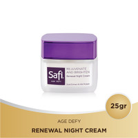 SAFI Age Defy Renewal Night Cream 20gr