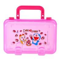 Doraemon School Box Set Pink