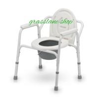 Kursi BAB untuk Manula Commode Chair