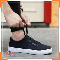 Sneakers Tali 2192 Onvie Fashion Pria Sepatu Kanvas / Sepatu Kets