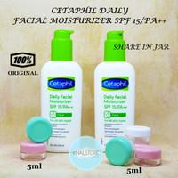 Cetaphil Daily Facial Moisturizer SPF 15 / PA++ Share 5ml