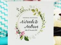 HOT SALE Undangan Pernikahan Vintage, Rustic, Elegan, Unik, Murah,