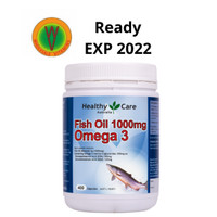 Healthy Care Fish Oil 1000mg Omega 3 - 400 kapsul
