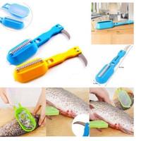 [Besar] Alat Pembersih Sisik Ikan