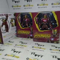 SHF Iron Man mark 50 MK L infinity war