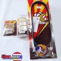 Paketan Kawahara matic roller/v belt/per cvt