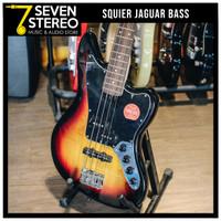 Squier Vintage Modified Jaguar Bass Sunburst