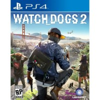 PS4 Watch Dogs 2 / Dog 2