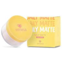 emina bedak tabur DAILY MATTE loose powder emina + oil control mate