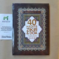Buku 40 Hadits Zikir/dzikir&Doa-Ustadz Abdul Somad ORIGINAL Tafaqquh