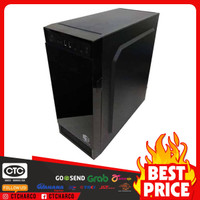 Case PC Cube Gaming Blig - Casing CPU Komputer - Plus PSU