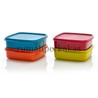 Tupperware Lolly Tup (4) warna senada tempat makan bekal makan