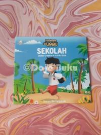 Petualangan Si Umbu : Sekolah - Sticker Creative & Activity Book